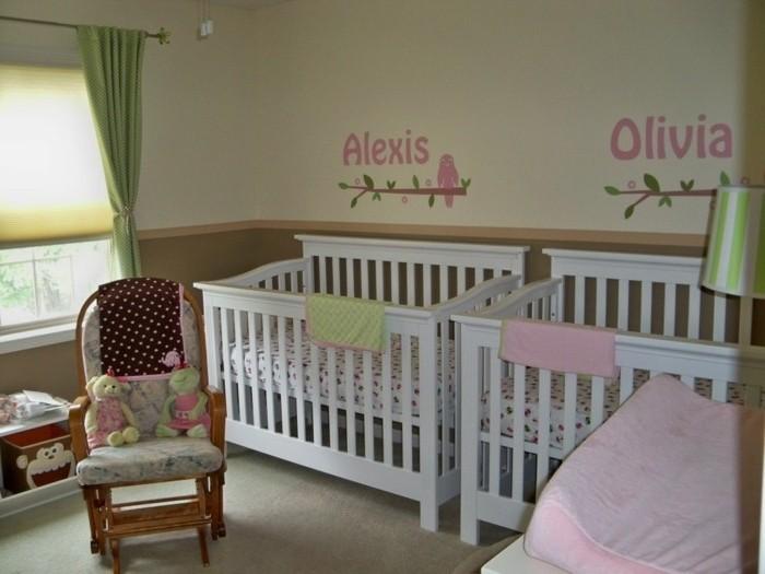 idées de déco chambre adulte et bébé