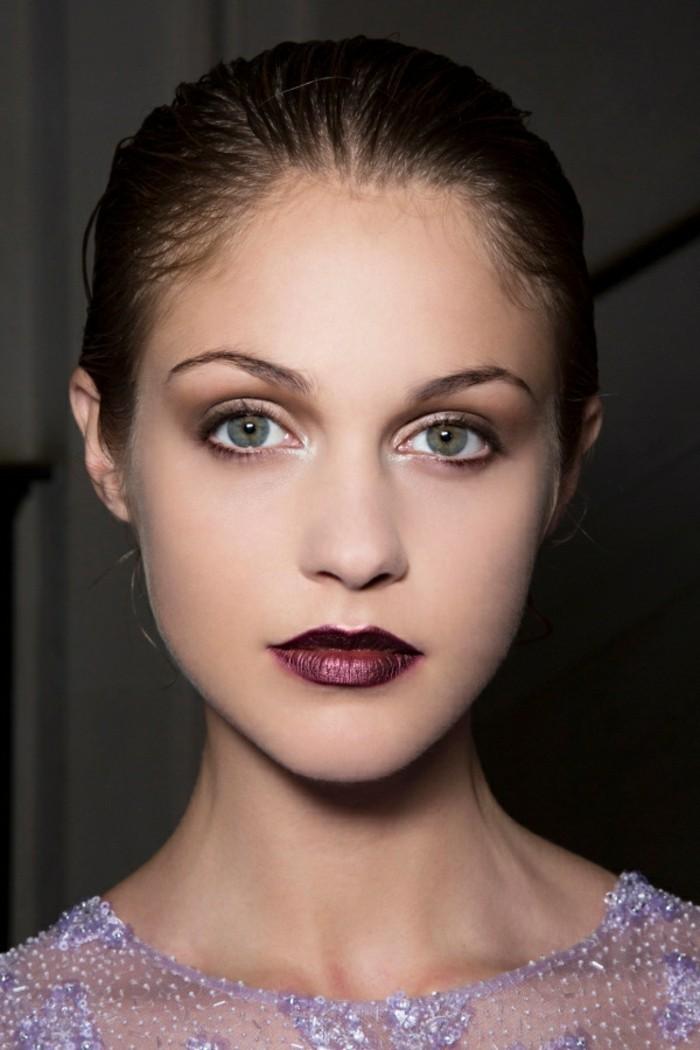 idée-maquillage-reveillon-maquillage-de-soiree-rouge