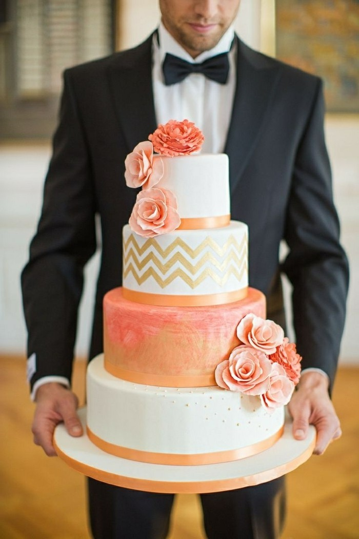 idée-pièce-montée-mariage-table-déco-gateau-de-mariage