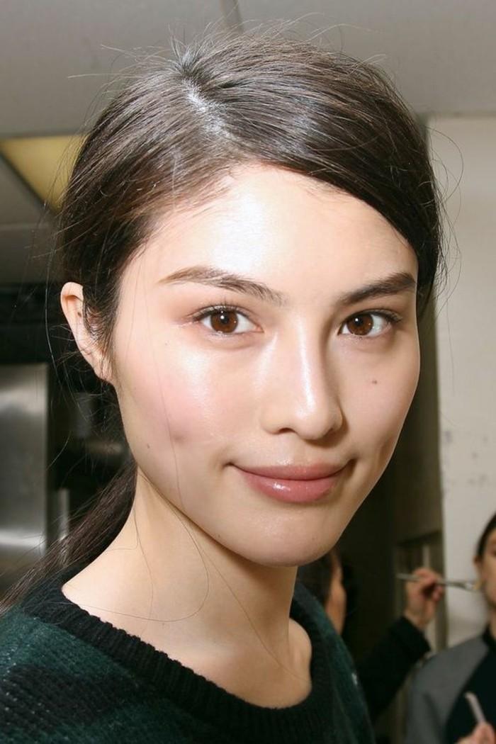 Tout ce qu 39 il faut savoir sur le bon maquillage asiatique Idee maquillage yeux