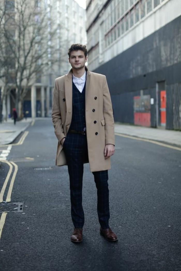 Homme Variants Du Manteau Style Pour Porter Avec 60 Le 5RjqA3L4