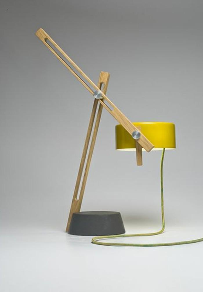 Lampe Articulée Bois - Comment choisir votre lampe de bureau design?Alinéa, Leroy Merlin