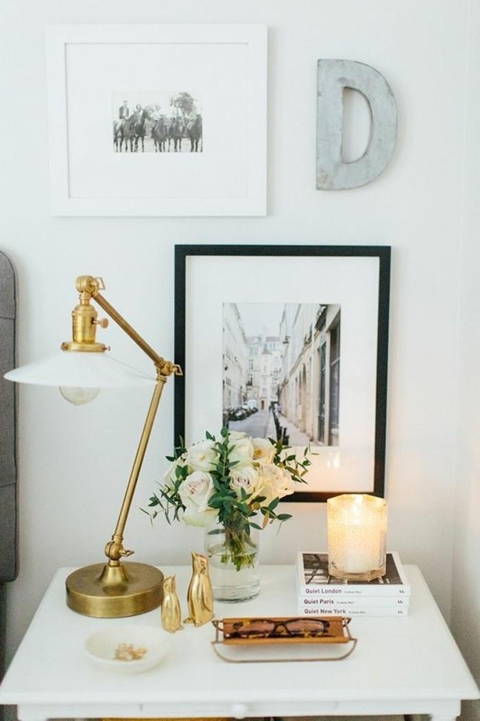 lampe-de-bureau-en-or-comment-organiser-l-espace-chez-vous-lampe-de-table-led