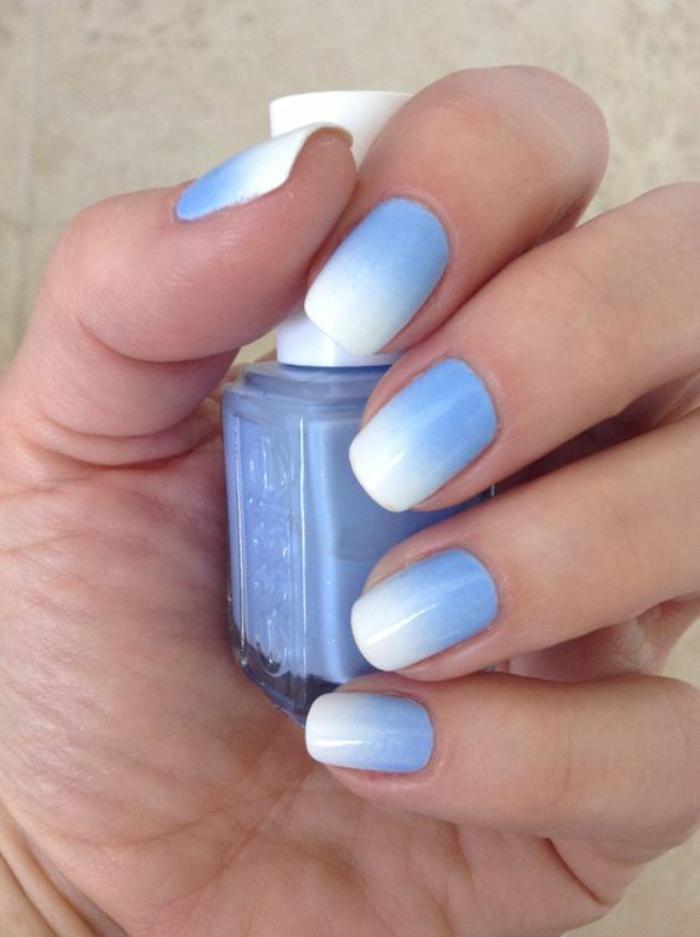 manucure-ombré-ombré-diy-manucure-bleu-blanc