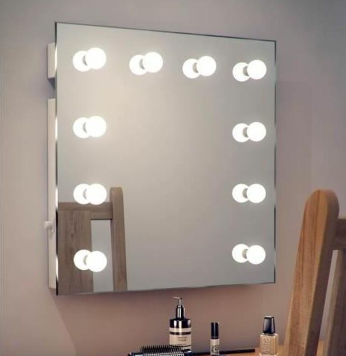 Quel luminaire pour salle de bain choisir? Voici une magnifique idée ...