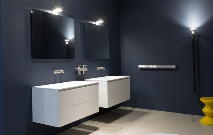 O trouver le meilleur miroir de salle de bain avec - Miroir rectangulaire pas cher ...