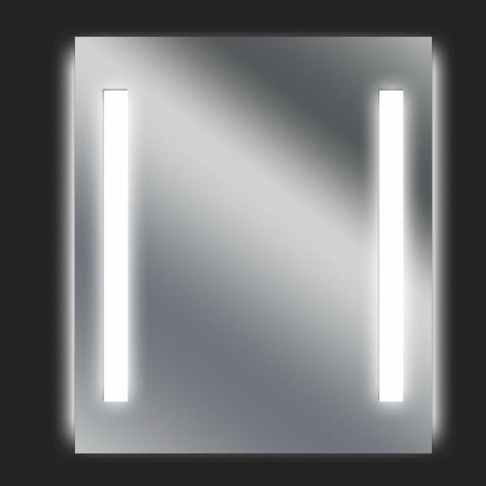 O trouver le meilleur miroir de salle de bain avec clairage - Miroir vague leroy merlin ...