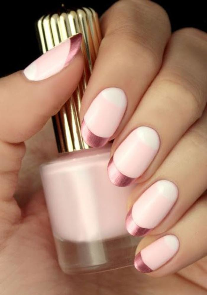 modèle-ongles-french-manucure-nail-art