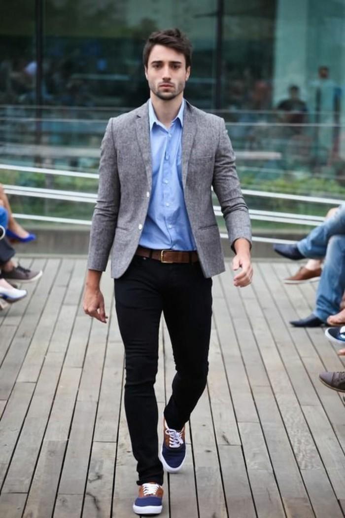 moderne-chemise-homme-zara-chemise-col-officier-veste