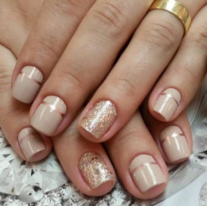 Nail Art Simple Sans Materiel: Les Idées Cools Pour Votre Manucure