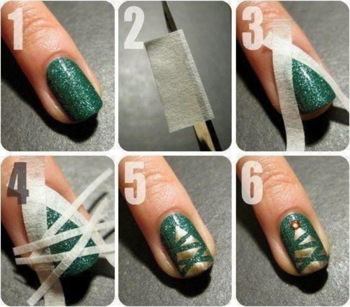 Дизайн своими руками ногтей