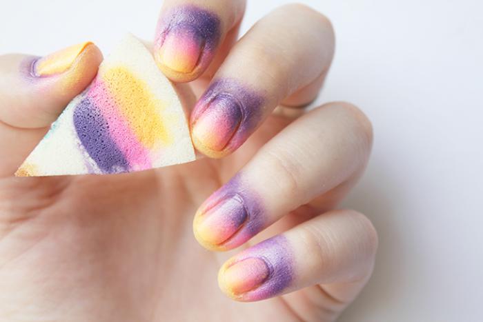 nail-art-facile-tuto-manucue-avec-éponge