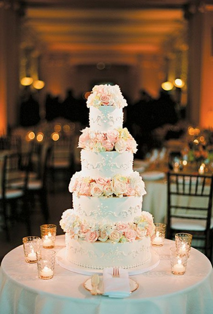 Presentoir Pour Wedding Cake
