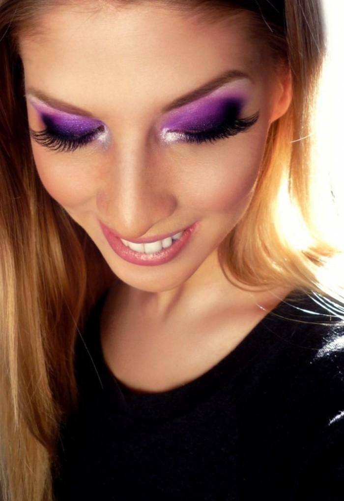 quel-maquillage-yeux-marrons-soirée-idées-originales