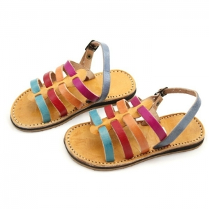 Sandales enfant pour un été style! 65 modèles