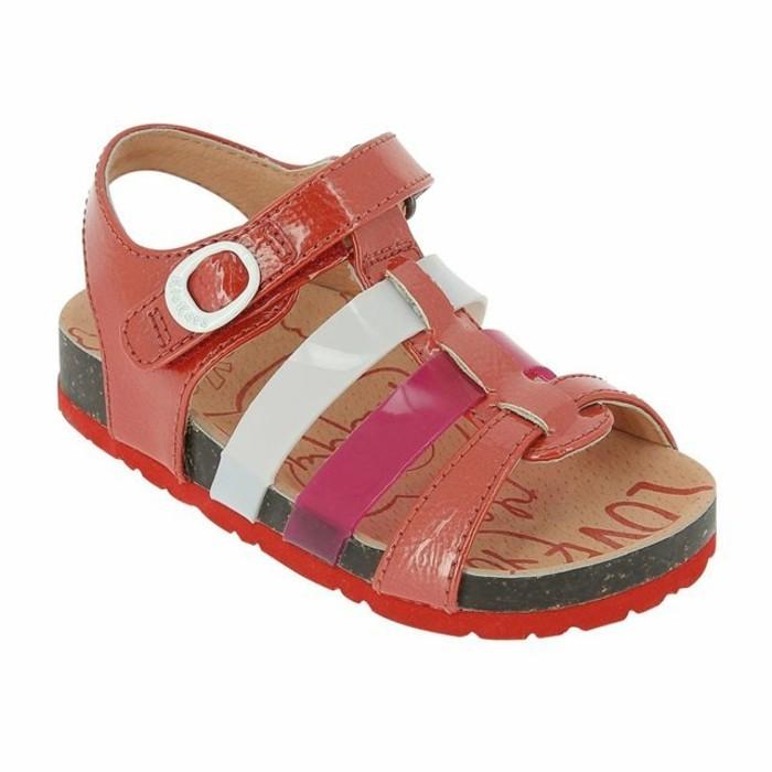 sandales-enfant-fillette-rose-blanc-et-melon-La-Redoute-resized