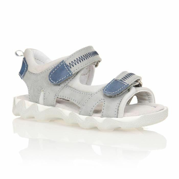 sandales-enfants-en-blanc-et-bleu-Patatras-Cdiscount-resized