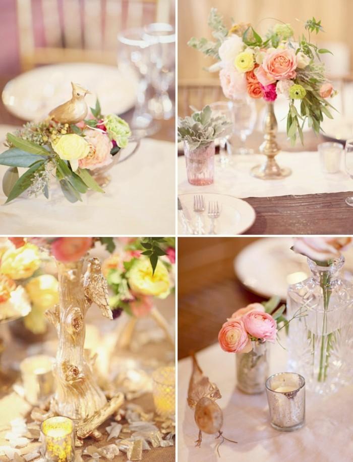 tables-de-fêtes-decoration-de-table-de-noel