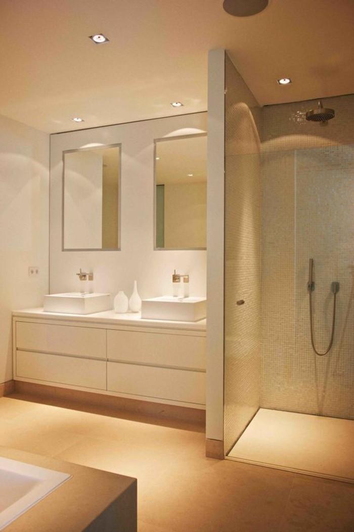 Emejing spot salle de bain orientable ideas amazing house design
