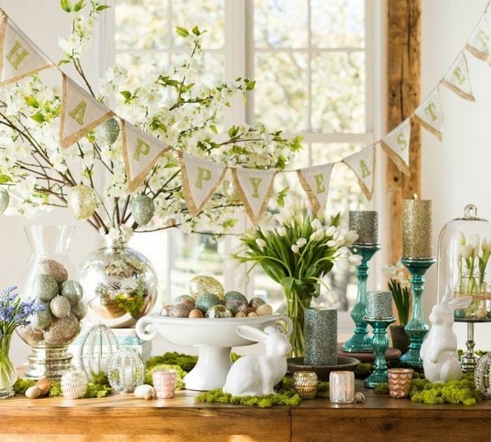 tables-de-fêtes-décoration-de-table-noel