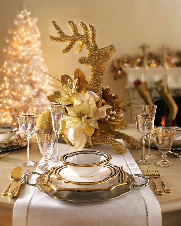 tables-de-fêtes-décoration-table-de-noel
