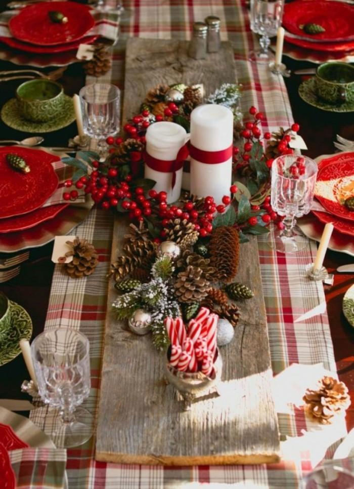 tables-de-fêtes-deco-de-table-noel