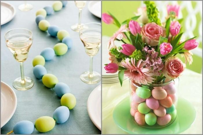 Les tables de f tes astuces et conseils pour d corer la - Idee decoration table de noel ...
