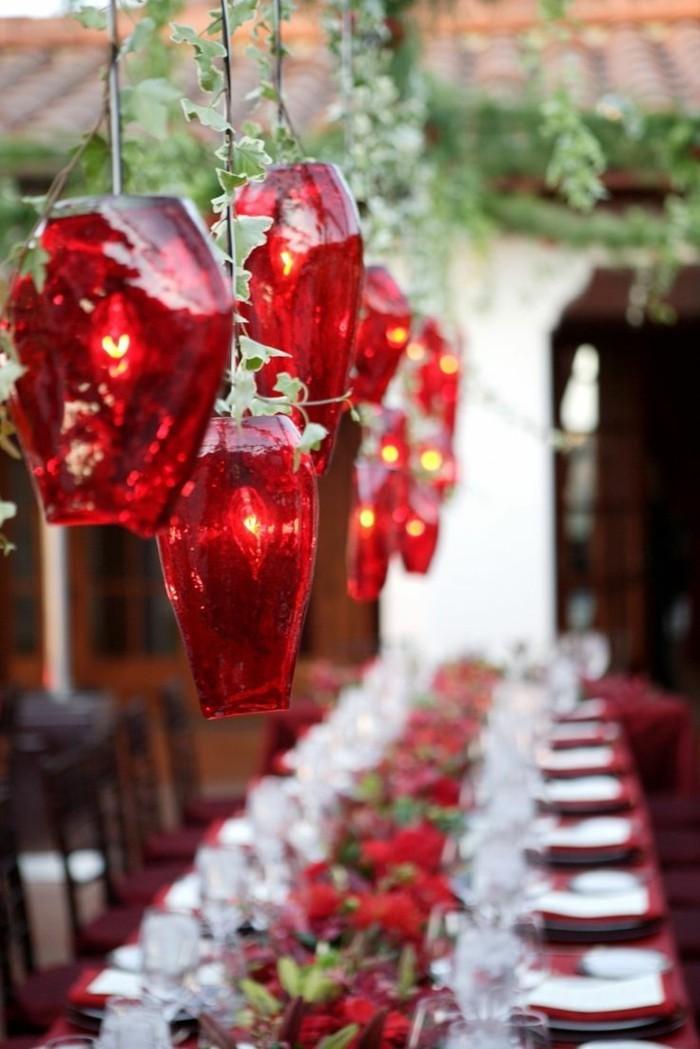 Les tables de f tes astuces et conseils pour d corer la - Quand mettre les decorations de noel ...