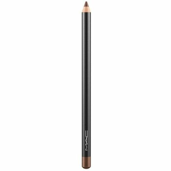 tuto-maquillage-crayon-yeux-en-marron-foncé-crayon-mac-pas-cher-pour-maquillage-yeux-en-amande