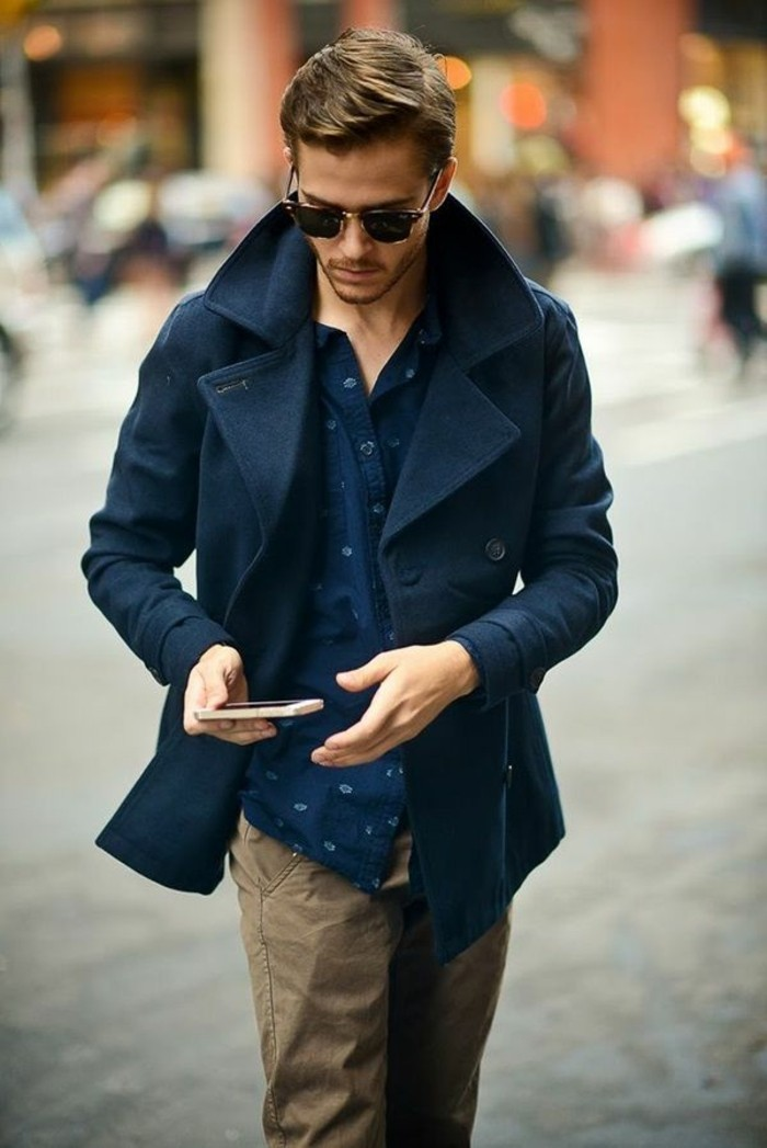 60 variants pour porter le manteau pour homme avec du style - Style vestimentaire homme 20 ans ...