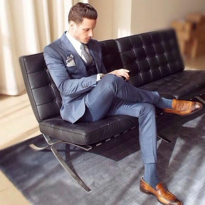 comment s 39 habiller pour un mariage homme invit 66 id es. Black Bedroom Furniture Sets. Home Design Ideas