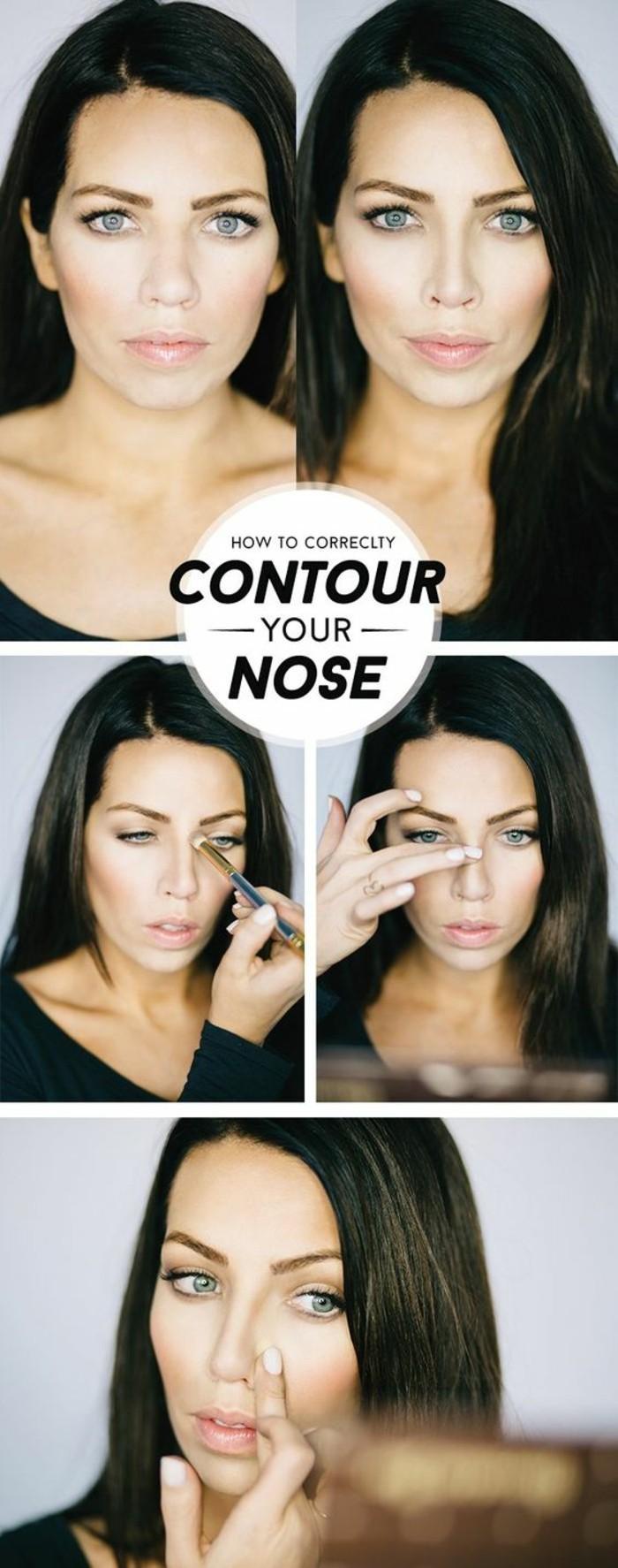 0-comment-contouring-le-nez-tuto-maquillage-comment-appliquer-son-fond-de-teint