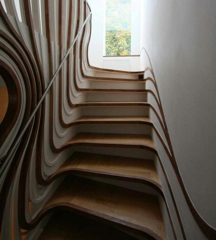 L 39 Escalier Moderne En 110 Photos Magnifiques