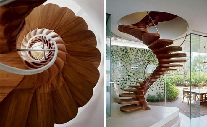 escalier-moderne-en-bois-design-escalier-extravagant-escalier-colimaçon