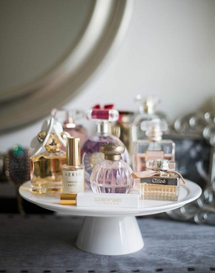 52 id es de rangement make up en photos et vid os - Comment ranger ses parfums ...