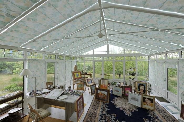 veranda-alu-aménagée-en-atelier-artiste-verand-art