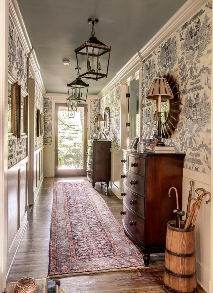 papier peint pour couloir sombre papier peint pour couloir sombre en ce qui concerne charmant. Black Bedroom Furniture Sets. Home Design Ideas