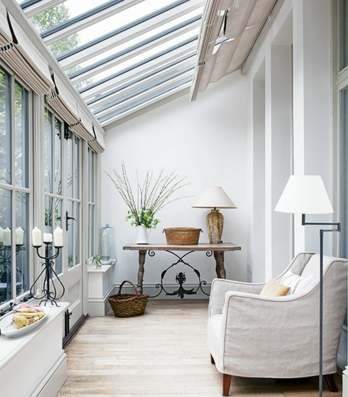 La d co v randa 88 id es couper le souffle for Deco petit espace salon