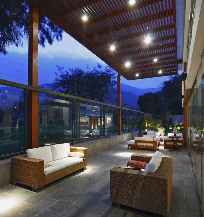 Pergola en bois pour terrasse id es de conception sont int - Pergola en bois pour terrasse ...