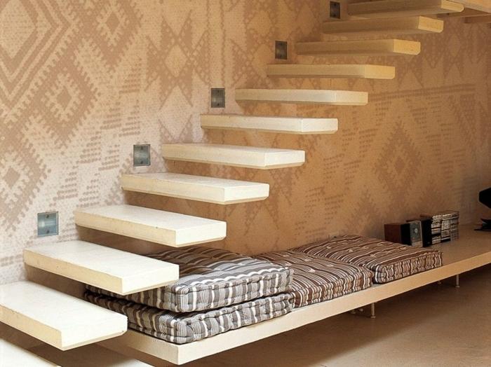 renovation-escalier-suspendu-en-bois-avec-espace-de-rangement-en-dessous