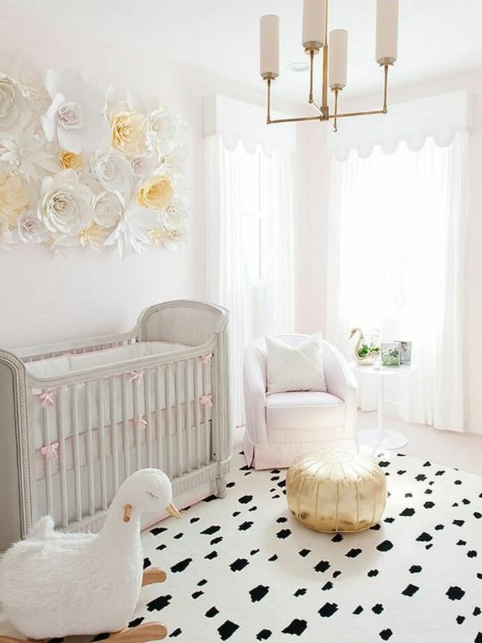 La peinture chambre b b 70 id es sympas for Accessoire deco chambre