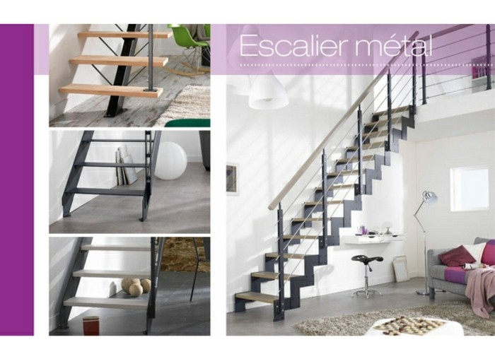 escalier-lapeyre-à-la-carte-escalier-metallique-design-suivant-les-préférences-des-clients