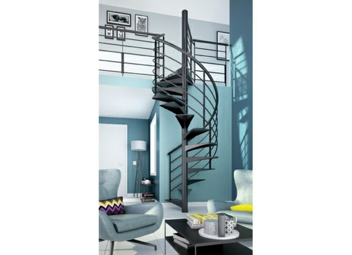 o trouver le meilleur escalier gain de place. Black Bedroom Furniture Sets. Home Design Ideas