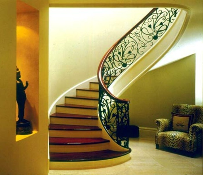 escalier-design-retro-balustrade-design-original