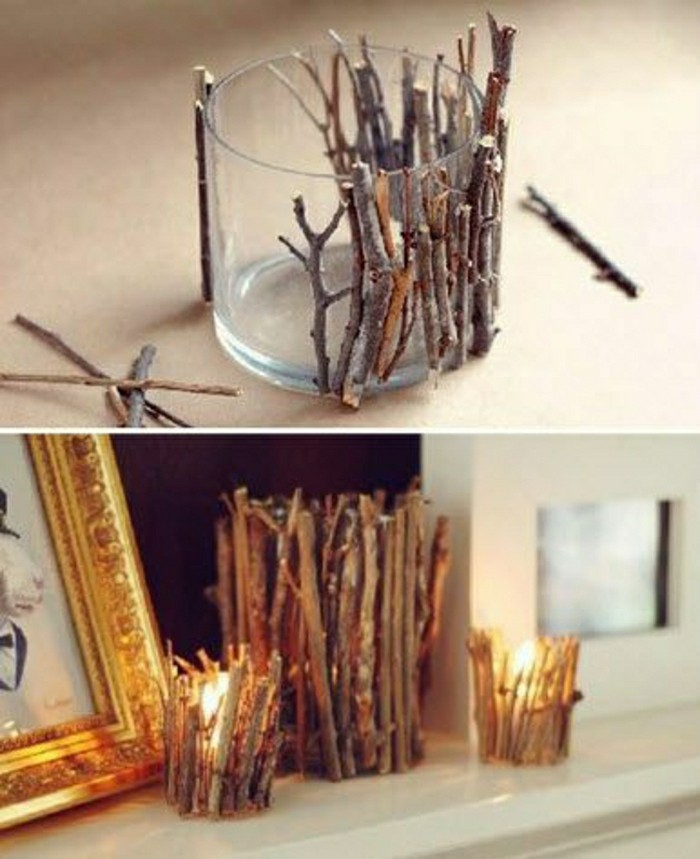 Diy d co de table mariage total 30 eur - Comment faire une decoration de table ...