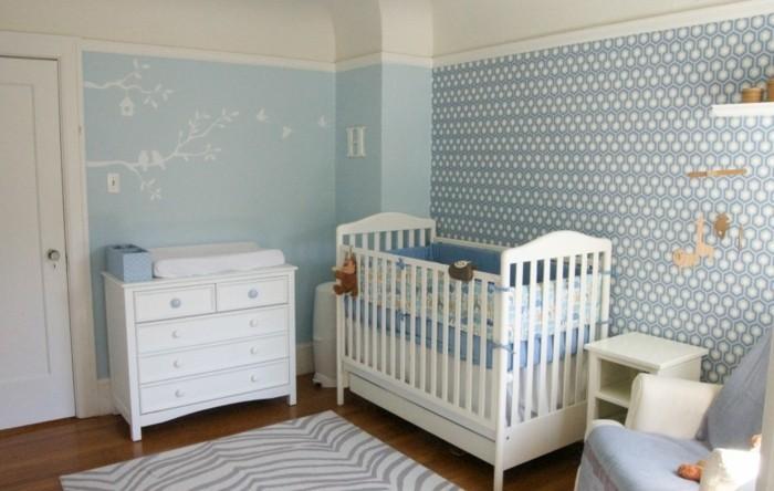 deco-chambre-garcon-en-bleu-meubles-blancs-la-parfaite-combinaison