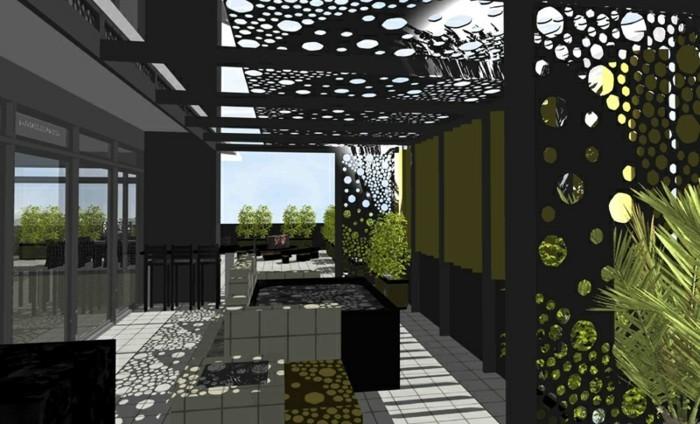pergola-aliminium-à-toit-amovible-qui-jet-un-joli-ombre-maison-moderne