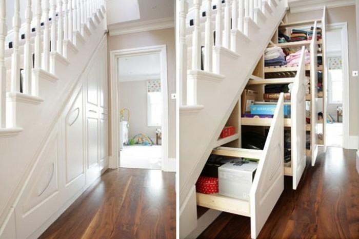 escalier-moderne-escalier-couleur-blanche-avec-espace-de-rangement