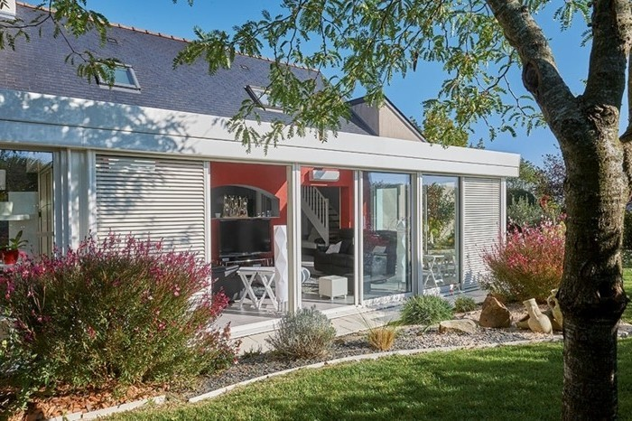 V randa alu avantages et top 5 des fabricants - Modele de veranda et prix ...