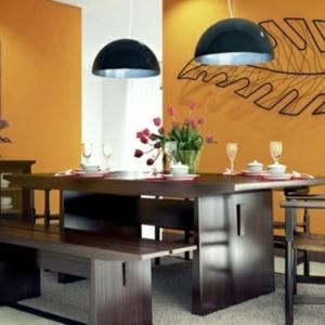Peinture salle à manger - 77 idées charmantes